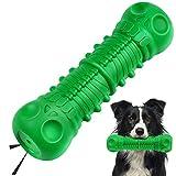 G.C Juguetes Masticar para Perros Resistentes, Cráneo Juguetes con Sonido Interactivos Cepillo de Dientes para Cachorro Mascotas de Pequeños Medianos y Grandes
