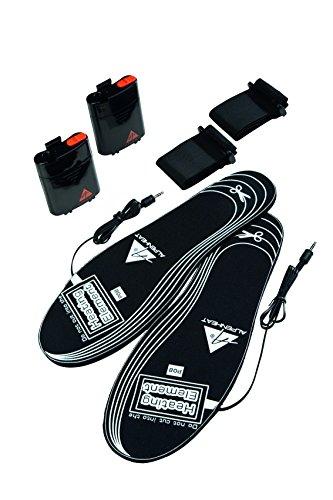 Alpenheat Fire Trend Boot Heater Mixte Adulte, Black, 32-47.5