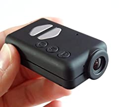 Updated 820mAh Battery - Can be used as a Car Dash Camera (Start / Stop Recording) - Can be be mounted for Automobile, Sports and Outdoors The video format is .MOV with H.264 compression codec - Ultra Clear 30 FPS at 1080P and 60 FPS at 720P 1080p Fu...