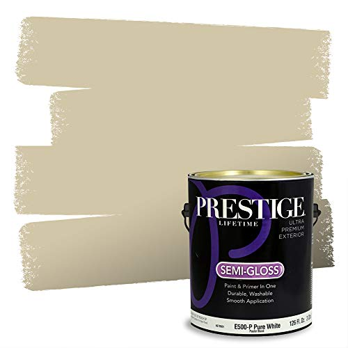 PRESTIGE Paints Exterior Paint and Primer In One