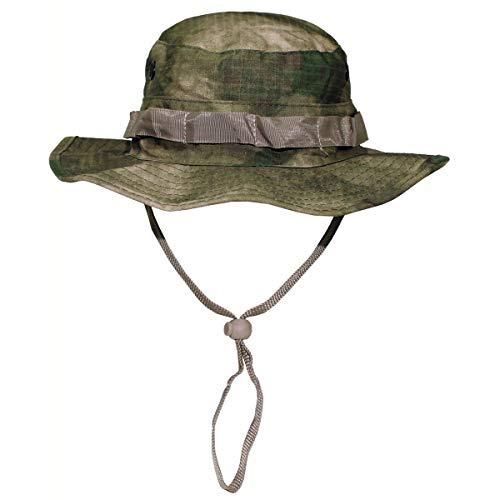 MFH US GI Chapeau de Brousse Boonie Hat (HDT-Camo FG/XL)