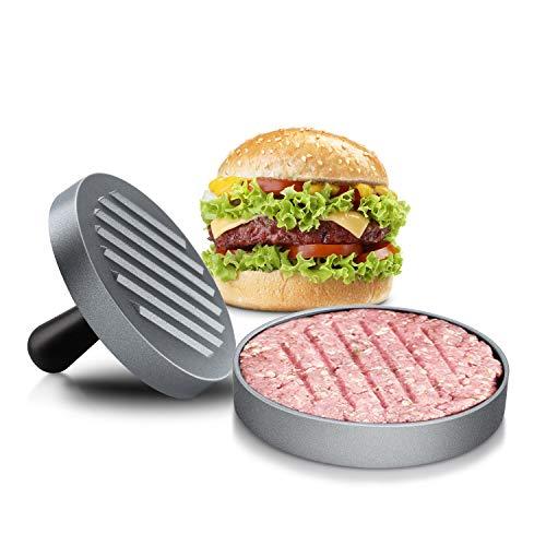 MAJCL Non Stick Burger Press Hamburger Patty Maker Beef...