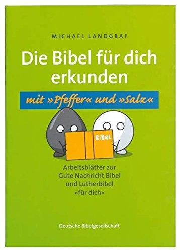 Die Bibel für dich erkunden mit