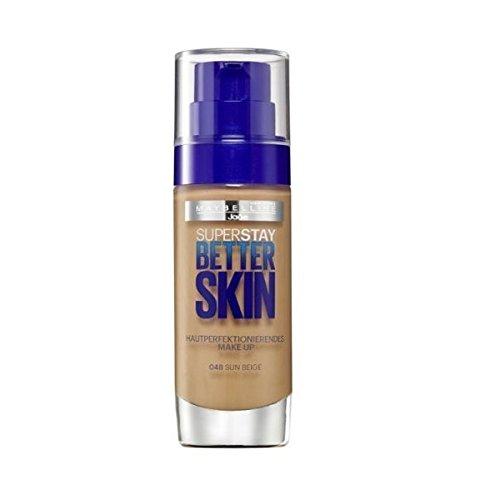 Maybelline SuperStay Better Skin Foundation - 048 Sun Beige