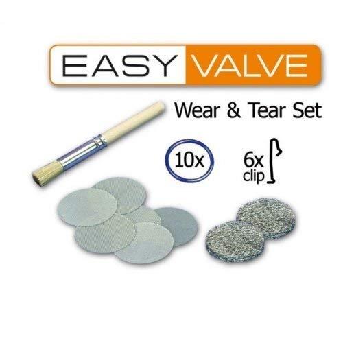 Storz und Bickel Zubehör für Vaporizer   Verschleißteile-Set für Volcano Classic /-Digit /-Medic mit Easy Valve, Medic Valve   Wear & Tear Set   von bong-discount