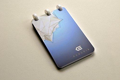 A6 ESQUOIA Whiteboard Notebook Blue