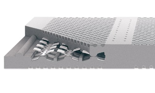 Selecta ST6 Matratze fest Waschbezug S860 90x200