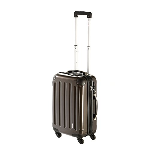 INVIDA 4w Trolley New York mit TSA-Schloss ANTHRAZIT in BS