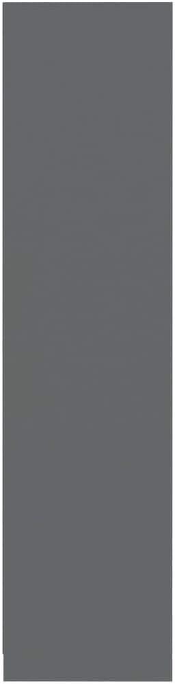 Tidyard Kombischrank Kleiderschrank Mit 3 kleine F/ächer und 1 gro/ßes Fach mit H/ängestange,Kleiderschr/änke Holzschrank100 x 50 x 200 cm aus Spanplatte,Schlafzimmerschrank Schrank Diverse Farben