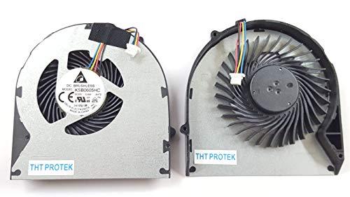 kompatibel für IBM Lenovo Ideapad V570, B570, Z570 Lüfter Kühler Fan Cooler