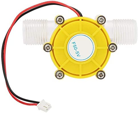Micro Hydro Turbine F50 Regulated DC Micro Hydroelectric Generator DC Water Flow Pump Turbine product image