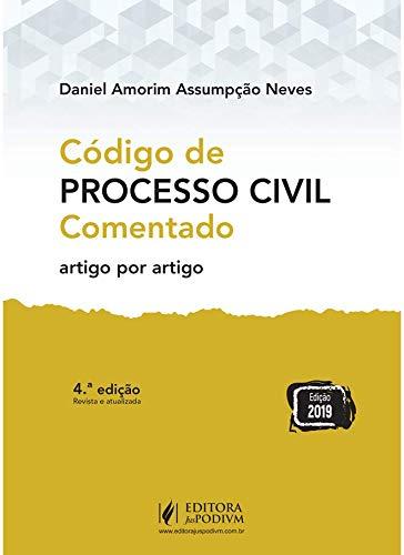 Código de Processo Civil Comentado: Artigo por Artigo