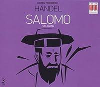Handel: Salomo (Solomon, German version) (2009-05-12)