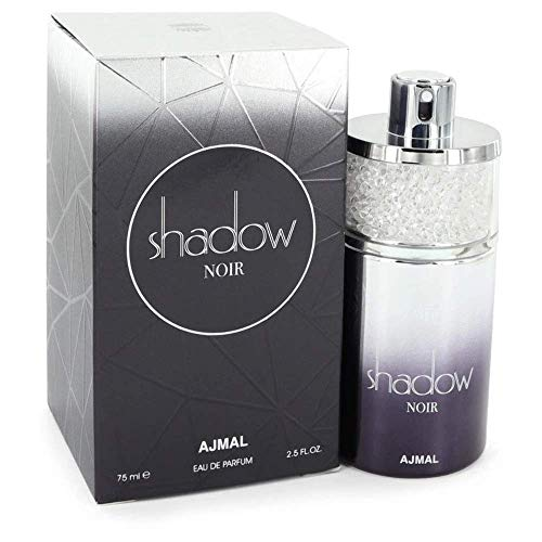 Ajmal Shadow Noir, 2.5 Ounce