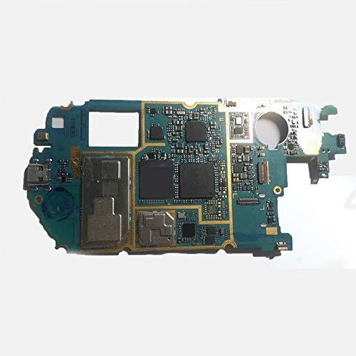 Desbloqueado Ajuste Para Samsung Galaxy S3 Mini I8190 I8200 Placa madre trabajó bien Mainboard con chips completos placa lógica celular Mainboard