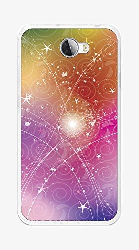 Tumundosmartphone Funda Gel TPU para Huawei Y5 II / Y6 II Compact diseño Abstracto Dibujos