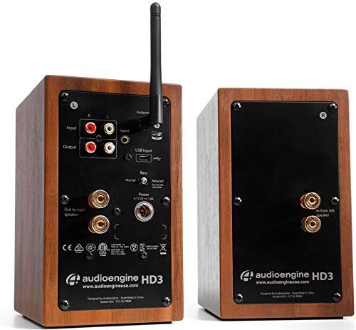 Audioengine HD3-WAL 60 W 2.0 Channel Speakers