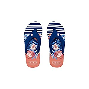 Animal Swish Beach Womens Sandals
