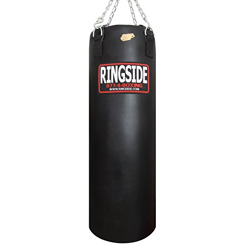Ringside 100-pound Powerhide Boxing Punching Heavy Bag (Soft Filled)