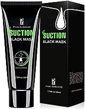 Piero Lorenzo Blackhead Remover Mask, Blackhead Peel Off Mask, Face Mask, Blackhead Mask, Black Mask Deep Cleansing Facial Mask for Face Nose 80g