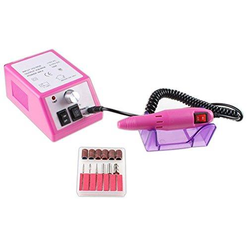 IMAGE Electric Nail Salon Kits Professional Manicure Pedicure Nail...