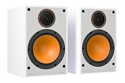 Monitor Audio Monitor 100 Speakers (Pair) (White) by MONITOR AUDIO