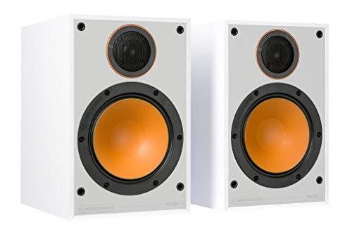Monitor Audio Monitor 100 Kompaktlautsprecher (Paar) weiß