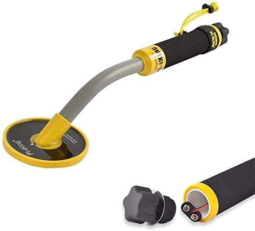 Detector de metales bajo el agua con tecnología de inducción de pulsos de alta sensibilidad, profundidad de detección estable, luz LED para la detección de metales bajo el agua Buscador de oro