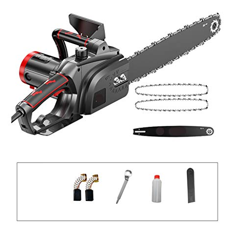 Lowest Price! wangzi Chainsaw 2800W Electric, High Hardness Guide Plate, High Wear Resistance Chain,...