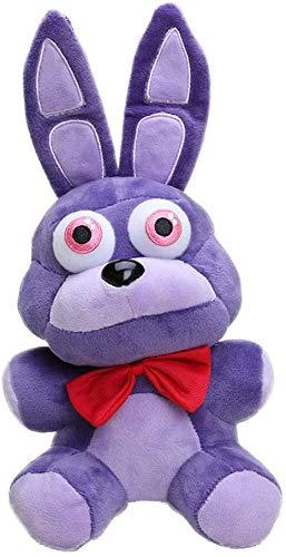 LLMZ Five Nights at Freddy'S,Five Nights at Freddy'S Bonnie Plush, FNAF Bonnie Plush Doll Toy...