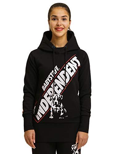 Babystaff Masal Hoodie - schwarz Frauen Pullover L