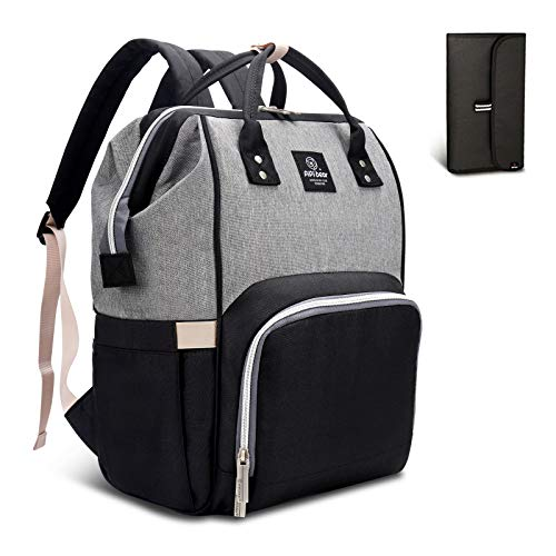 Pipi bear Diaper Bag Travel Backpack...