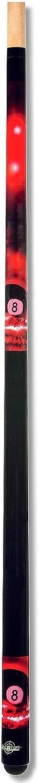 Top-Angebot    Billardqueue 8-BALL, Länge ca. 147 147 147 cm, 2-tlg. in div. Farben B0081ROHIU  Leitende Mode f5ea4b