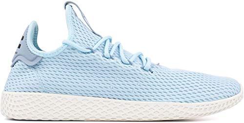 adidas Originals Men's Pharrell Williams Human Race Ice Blue/Ice Blue/Blue 5.5 D US