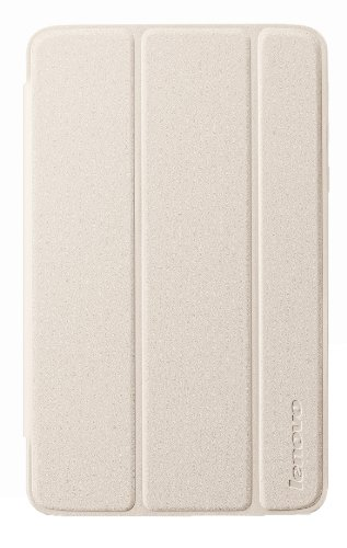 Lenovo Folio Case and Film for IdeaTab S5000 - Champagne