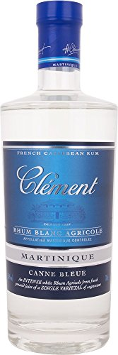 Clément Clément Single Cask ´Canne Blue 50º - 700 ml