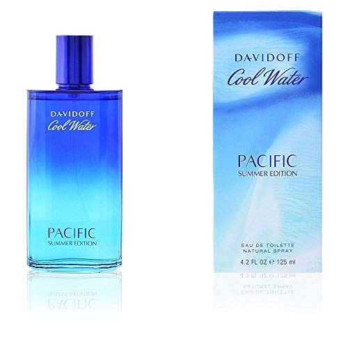 DAVIDOFF Cool Water Man Pacific Summer Edition EDT, 125 ml