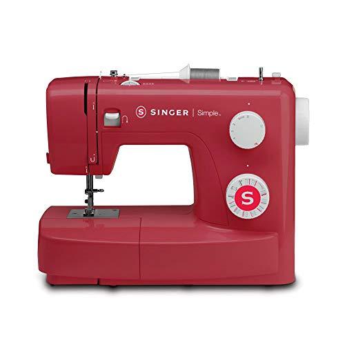 SINGER 3223BYFR / 230154112.FS / 230154112.FS Simple Sewing Machine Deep Berry - Recertified