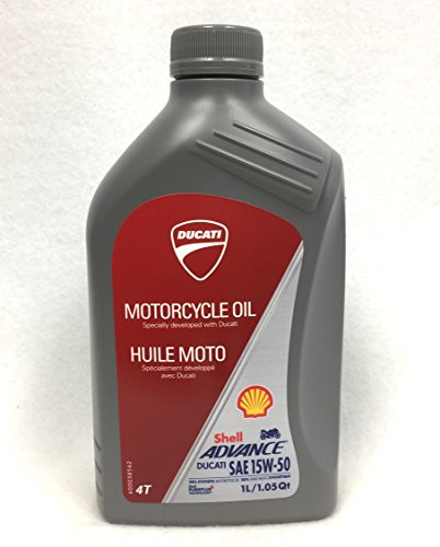 Ducati Shell Advance 15w-50 Factory Engine Oil 1...