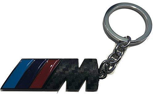 E (B-M) Llavero Motorsport M Carbono Negro