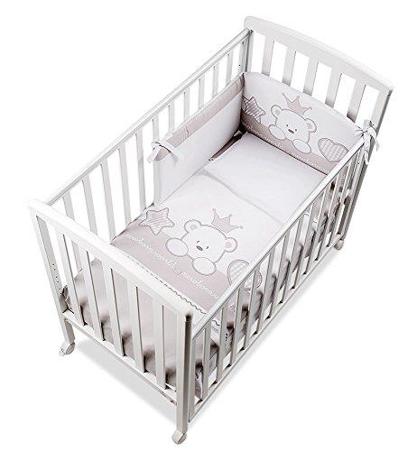 ITALBABY 070.0920 – 012 lit avec matelas et complet textile