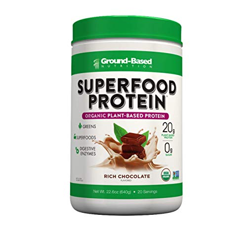 Superfood Protein, Plant-Based Protein Powder