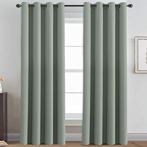 4. H.VERSAILTEX Sound Dampening Curtains