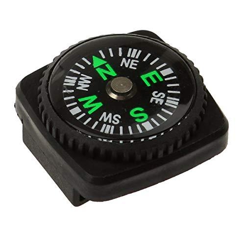 Flüssigkeitsgedämpfter Armband-Kompass GWE NAV1 für Uhrenarmbänder