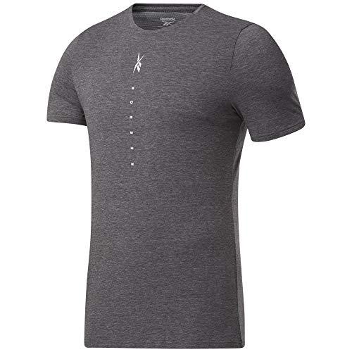 Reebok TS AC+Cotton SS Graph tee - Camiseta