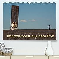 Impressionen aus dem Pott (Premium, hochwertiger DIN A2 Wandkalender 2022, Kunstdruck in Hochglanz): Ansichten einer Region im Wandel (Monatskalender, 14 Seiten )