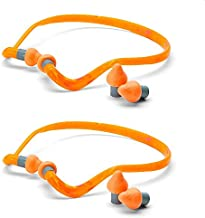 QB2HYG Hearing Bands - quiet bands banded supra-aural hearing pro [Set of 2]