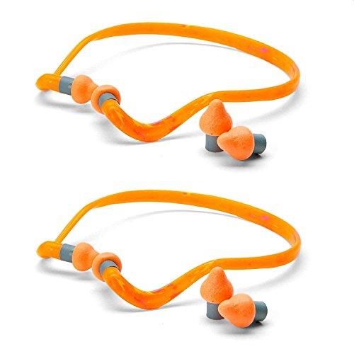 QB2HYG Hearing Bands – quiet bands banded supra-aural hearing pro