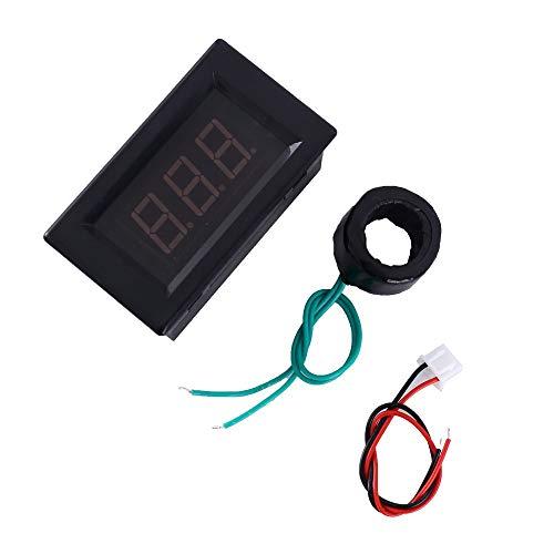 Wechselstrommesser,YB4835 D85 Wechselstrommesser LED-Anzeige Messgerät Elektrisches Instrument Stromüberwachung AC 220 V / 380 V Stromversorgung