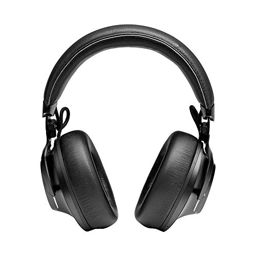 JBL CLUB ONE – Bluetooth Over-Ear-Kopfhörer mit Noise-Cancelling in Schwarz – Professioneller JBL Pro Sound – Perfekt für unterwegs